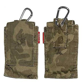 Golla camoflauge Cell Phone Pouch w/clip-universeel