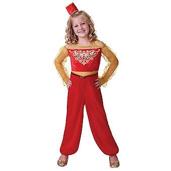 Bristol Novelty Childrens/Girls Arabian Princess Costume