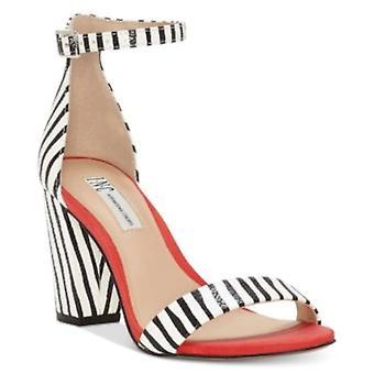 INC internationale begreber dame Kivah åben tå Casual ankel rem sandaler