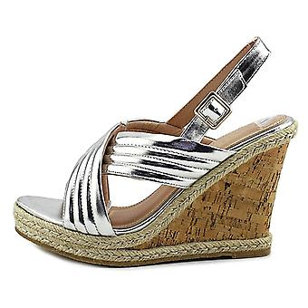 Callisto Womens Puff Open Toe Casual Espadrille Sandals
