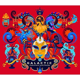 Galactic - Carnivale Electricos [CD] USA import