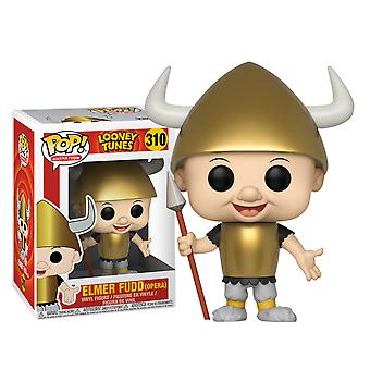 Looney Tunes Elmer Fudd (Viking) pop! Vinyl