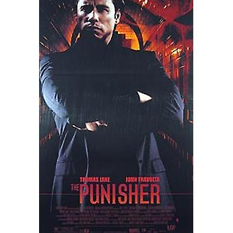 The Punisher (Double Sided Regular Style B) Original Cinema Poster