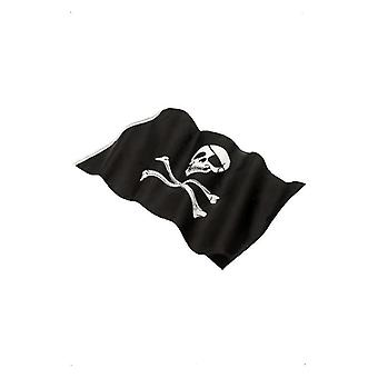 Pirate Flag 5 ft x 3 ft poliestere costume accessorio