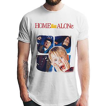 Home Alone-venster T-shirt