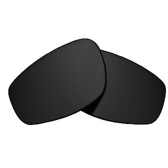 Polarized Replacement Lenses for Oakley Conductor 8 Sunglass Black Anti-Scratch Anti-Glare UV400 by SeekOptics