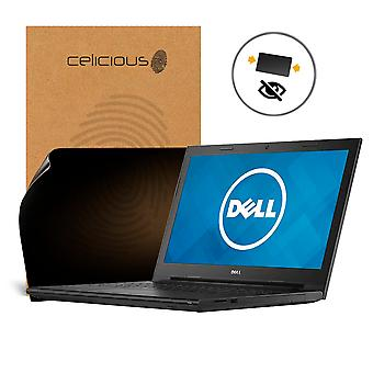 Celicious Privacy 2-Way Anti-Spy Filter Screen Protector Film Compatible with Dell Inspiron 15 i3543