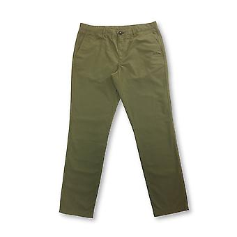 Paul Smith lightweight cotton tailored chinos in khaki