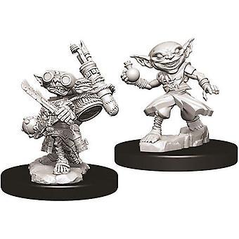 Pathfinder Battles Deep Cuts Unpainted Miniatures Male Goblin Alchemist (6 Pks)