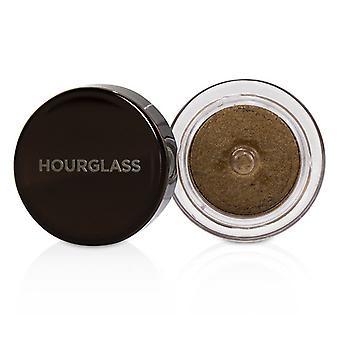 Zandloper verstrooid licht glitter oogschaduw-# folie (goud)-3.5 g/0.12 Oz