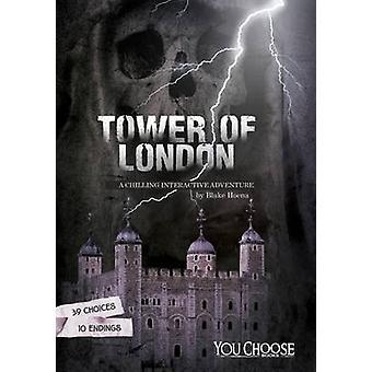 Tower of London by Blake Hoena