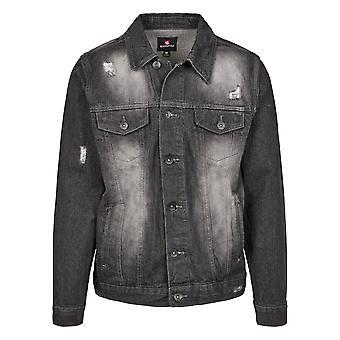 Southpole Men's Denim Jacket Basic Trucker