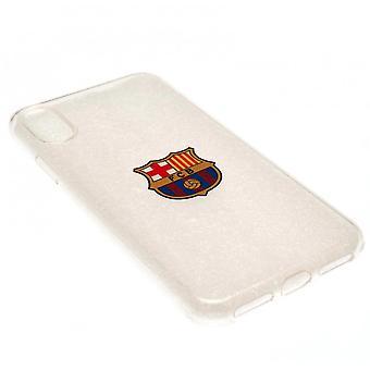 FC 巴塞罗那 iPhone X TPU 案例