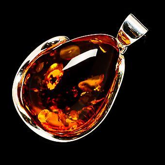 Baltic Amber Pendant 1 5/8