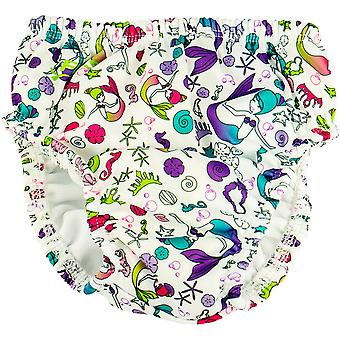 FINIS Mermaid Reusable Swim Diaper - Fintastic