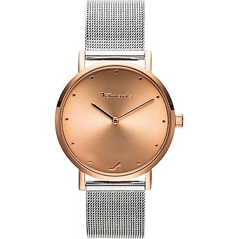 Tamaris - wristwatch - Anda - DAU 36mm - rose gold - ladies - TW042 - silver rose