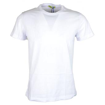 Versace Jeans Jersey Cot White T-shirt