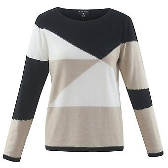 MARBLE Marble Beige Sweater 5670