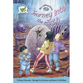 Lukutaito edition Storyworlds Stage 9 Fantasy World Journey to the Earth by William Edmonds