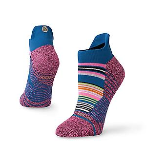 Stance Band Tab No Show Socks in Multi