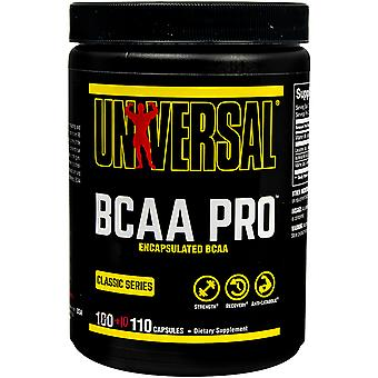 Universal Nutrition BCAA Pro - 110 Capsules - Amélioré avec de la vitamine B6