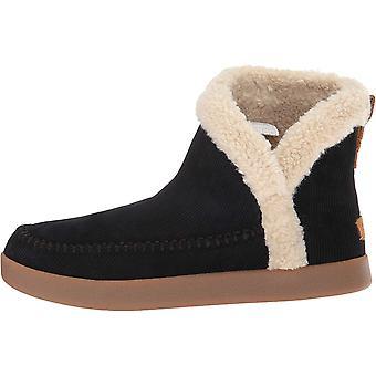 Sanuk Women's Nice Bootah Corduroy Ankle Boot