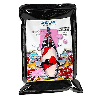 Aqua Source Balance Plus Sinking/Floating 50/50 Mix Koi Food 10kg