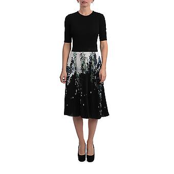 Givenchy Bw20v512ne960 Femme-apos;s Robe Viscose multicolore