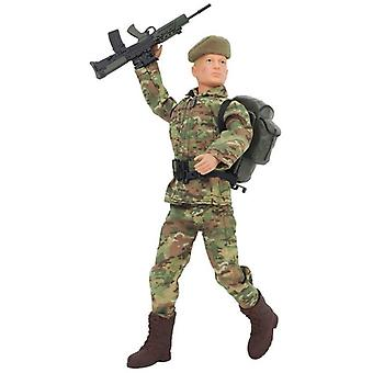 Action Man Soldier Deluxe toiminta kuva AM719