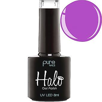 Halo Gel Nails LED/UV Halo Gel Polish Collection - Orchid 8ml (N2837)