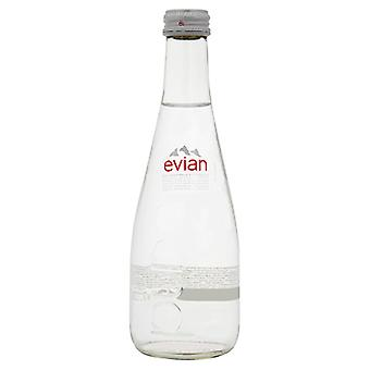 Evian Natural Spring Water Glass-( 330 Ml X 20 Bouteilles )