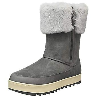 Koolaburra por UGG Baby Girl t koola bota curta Suede Pull On
