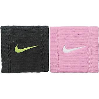 Nike Dri-Fit Reveal Wristbands (Pack Of 2)