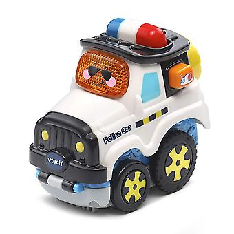 Vtech Toot-Toot Drivers Press 'n' Go Police Car Toy