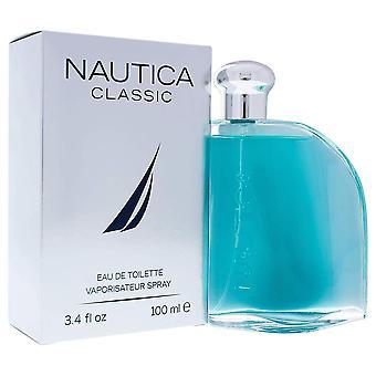 Nautica Classic Eau de Toilette Spray 100ml
