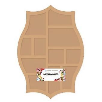 Dutch Doobadoo Dutch MDF art - Shadow box 3 460.440.390 / 29x20,5cm