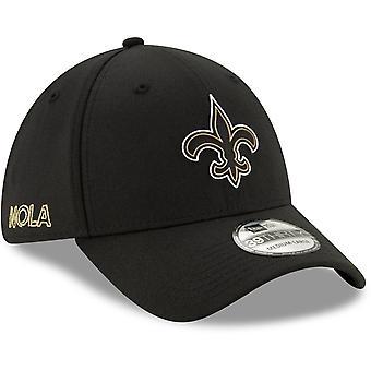 New Era 39Thirty Cap - NFL 2020 DRAFT New Orleans Saints