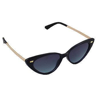 Zonnebril UV 400 Cat Eye Zwart Blauw 2790_42790_4
