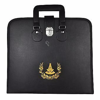Masonic mm / wm en provinciale full dress schort acacia verleden master cases