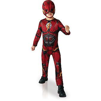 Déguisement classique Flash Justice League  enfant