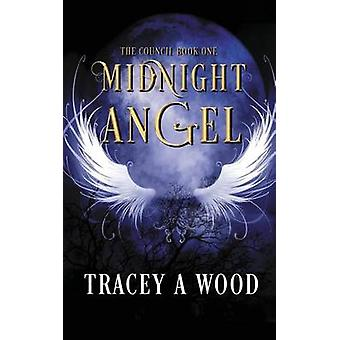 Midnight Angel by Wood & Tracey A