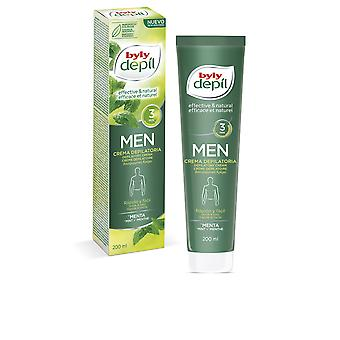 Byly Depil Men Crema Depilatoria 200 Ml For Men