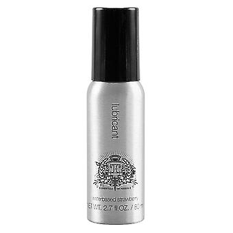 Shots Touche Water Based Strawberry Flavor Lubricant 80 ml