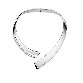 Calvin Klein Necklace Torchon Woman Steel_stainless - KJ3UMJ000100