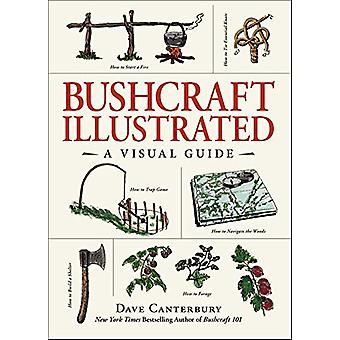 Bushcraft Illustrated - A Visual Guide by Dave Canterbury - 9781507209