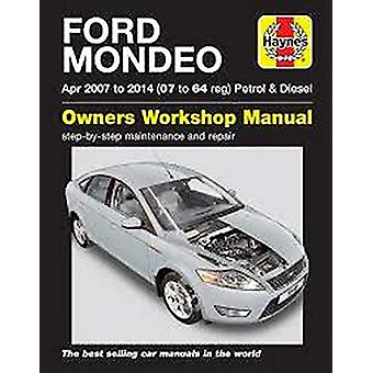 Ford Mondeo (Apr '07-'14) - 9781785214424 Book