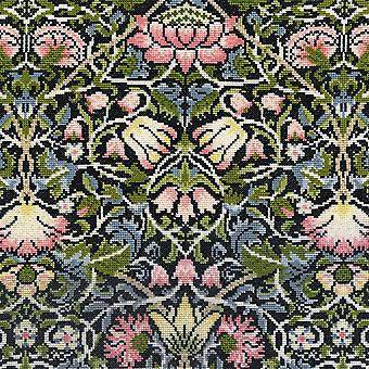 Bothy Threads Cross Stitch Kit - William Morris Bell Kukka