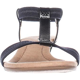 Alfani Women's Shoes Voyage1 Open Toe Casual T-Strap Sandals