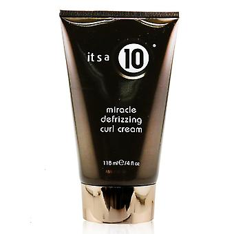 It's A 10 Miracle Defrizzing Curl Cream - 118ml/4oz