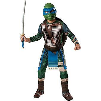 Teenage Mutant Ninja Turtles Leonardo Kostüm Erwachsene